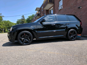 Jeep Grand Cherokee SRT8 6.1L V8