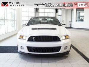 2011 Ford Mustang SHELBY GT500 680HP  - Low Mileage