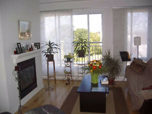 Furnished Waterfront 6.5 Condo For Lease