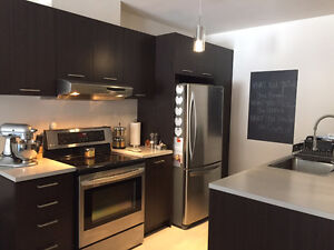 NEW 1 BEDROOM CONDO (3 1/2) FOR RENT IN DORVAL FOR MAY 1ST, 2017