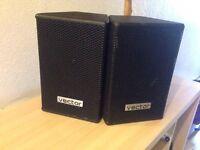 2 Vector speakers
