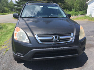 2002 Honda CRV with rebuilt engine In Second 03