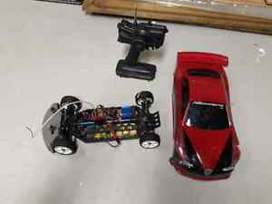 RC electric car