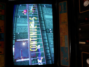 Die Hard Arcade game