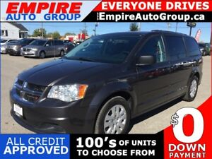 2015 DODGE GRAND CARAVAN SXT * POWER GROUP * 7 PASS