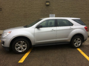 2012 CHEVROLET EQUINOX, ONE YEAR WARRANTY INCLUDED