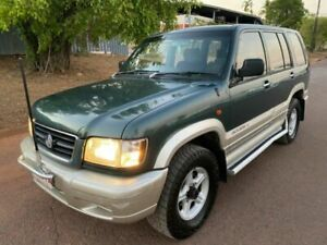 HOLDEN JACKAROO 1998 AUTO 4X4 REGO RWC Winnellie Darwin City Preview