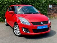 2014 Suzuki Swift 1.2 SZ3 3d 94 BHP Hatchback Petrol Manual