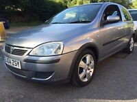 Vauxhall Corsa (04) 1.0 Energy-Faultless-2 Owners From New-LONG MOT