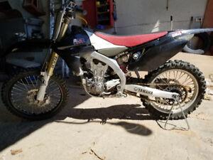 Yamaha yz450f 2011