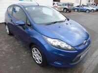 2009 09 FORD FIESTA 1.25 STYLE PLUS 3 DOOR