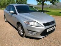 2011 FORD MONDEO 2.0TDCI 140 ZETEC MANUAL DIESEL X PCO/UBER REGISTERED HATCHBACK