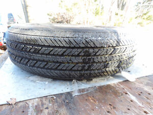 Single Firestone Radial 195 75 15 All Season