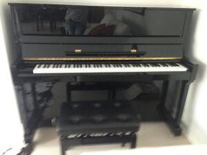 Piano droit Kawai