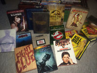 Hundreds of DVDs for sale!!! Video games too!!!