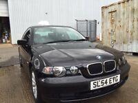 BMW 316 ti compact auto