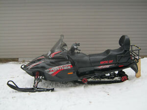 2005 artic cat , panther snowmoible