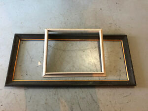 Vintage Wood Picture Frames