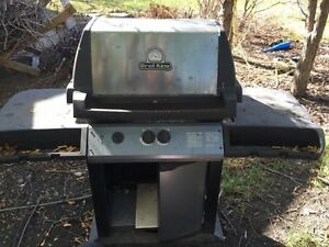FREE Broil King Natural Gas BBQ