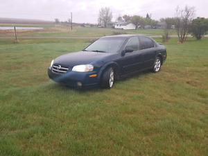 03 Nissan Maxima SE Sport, fully loaded, 350Z engine,newer tires