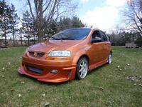 2005 Pontiac Wave Body Kit Seulement 135 000km Aubaine 3000$
