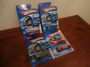 Hot Wheels Dodge Viper Lot of 4 Variations