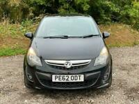 2012 Vauxhall Corsa 1.2 Limited Edition 3dr - AIR CONDITIONING - CRUISE CONTROL