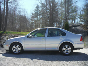 Tow vehicle for your RV; CERTIFIED VW Jetta, diesel, 50 mpg