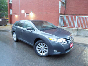 2011 TOYOTA VENZA 4CYL FWD , LOADED , HANDSFREE BLUETOOTH !!!