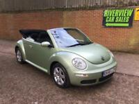 Volkswagen Beetle 1.6 2007MY Luna With Full History