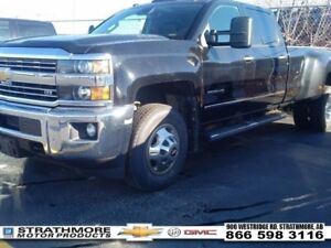 2015 Chevrolet Silverado 3500HD Dually Diesel LTZ-Leather-Sunroo