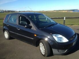 FORD FIESTA 1.4 LX,2003,3 DOOR,ONLY ONE OWNER ,MOT JULY 2017,£695!