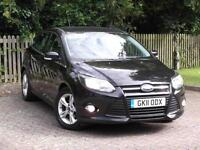 Ford Focus 1.6 TI-VCT Zetec**PSH**Bluetooth & Aux In**60MPG**Finance Available**