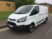 2013 Ford Transit Custom 2.2 TDCi ECOnetic 310 L1H1 Panel Van 5dr Manual Panel V
