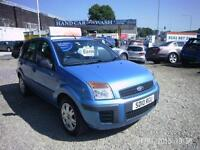 Ford Fusion 1.4 Style + Hatchback 5d 1388cc