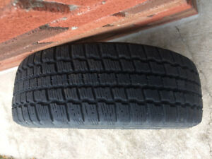 195/60/R15 Set of Winter Tires and Rims For Sale