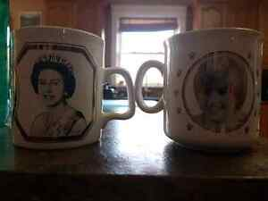 Commemorative Cups like new condition. Peterborough Peterborough Area image 2