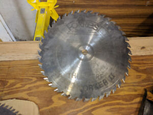 Table Saw Blades Ridgid R4511 Forrest Woodworker Duraline Dado