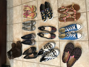 Girls Shoes...Coach, Toms, Michael Kors, Converse and more