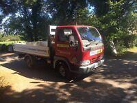 Nissan Cabstar 2.7 td