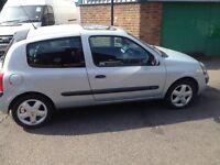 Renault Clio 2002 Mot Tax
