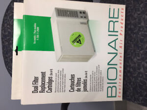 Bionaire filters F-250 pack of 4 brand new sealed.
