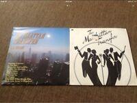 "Vinyl 12"" Manhattan Transfer LP's £3 EACH"