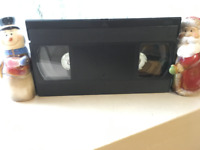 VHS & BETAMAX TO DVD FOR CHRISTMAS