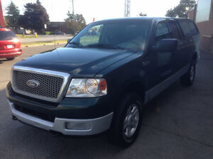 2004 Ford F-150 XLT 4X4 Extended Cab