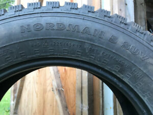 Nordic Winter SUV Tires