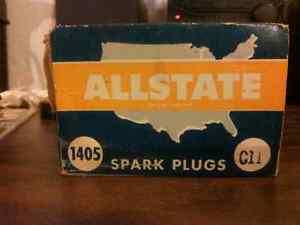 Allstate New Old Stock 1405-C11-10mm spark plugs St. John's Newfoundland image 5