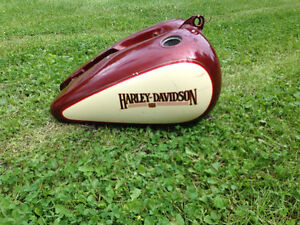 Harley Davidson  softail gas tanks