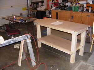 2' X 5' Workbench