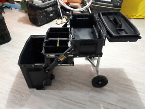 Mobile Workstation FatMax Stanley - Toolbox